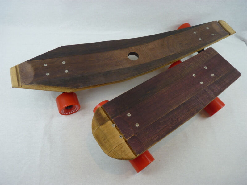 long board | Skate artisanal