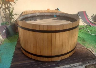 Spa Giron'bain | designer de meubles en bois